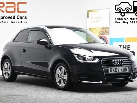 Audi A1 TFSI SE