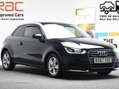 Audi A1 TFSI SE 1