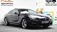 BMW 6 Series 640D M SPORT 1