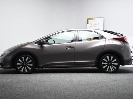 Honda Civic I-VTEC SE PLUS 7