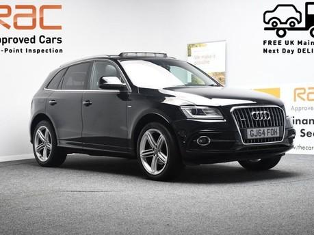 Audi Q5 TDI QUATTRO S LINE PLUS 1