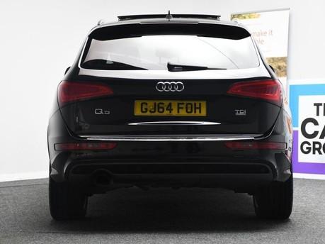 Audi Q5 TDI QUATTRO S LINE PLUS 5