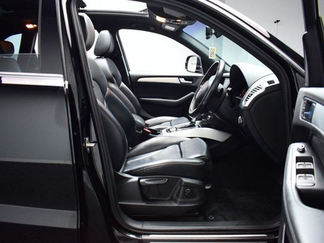 Audi Q5 TDI QUATTRO S LINE PLUS 7