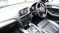 Audi Q5 TDI QUATTRO S LINE PLUS 10