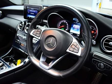 Mercedes-Benz C Class C 220 D AMG LINE 2