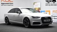 Audi A4 TFSI S LINE BLACK EDITION 1
