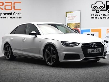 Audi A4 TFSI S LINE BLACK EDITION