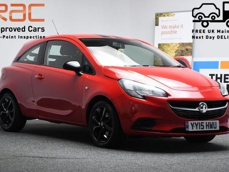 Vauxhall Corsa STING R ECOFLEX S/S