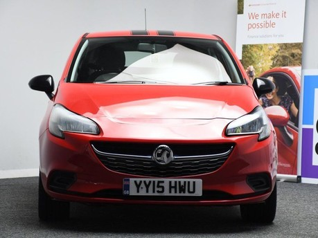 Vauxhall Corsa STING R ECOFLEX S/S 4