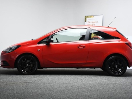 Vauxhall Corsa STING R ECOFLEX S/S 7