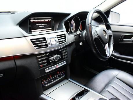 Mercedes-Benz E Class E220 CDI SE 12