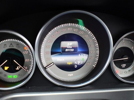 Mercedes-Benz E Class E220 CDI SE 13