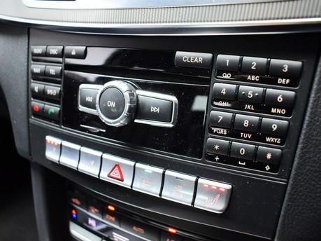 Mercedes-Benz E Class E220 CDI SE 17
