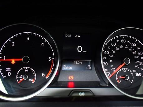 Volkswagen Golf GT TDI BLUEMOTION TECHNOLOGY 13