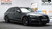 Audi A6 AVANT TFSI S LINE BLACK EDITION 1