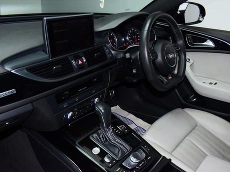 Audi A6 AVANT TFSI S LINE BLACK EDITION 12