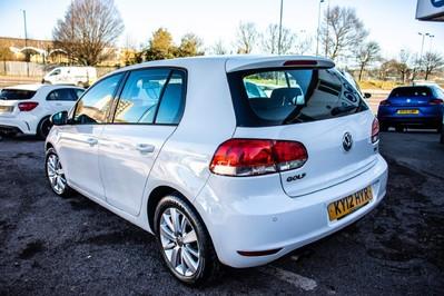 Volkswagen Golf MATCH TSI 3