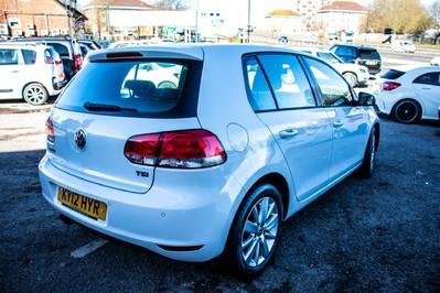 Volkswagen Golf MATCH TSI 5
