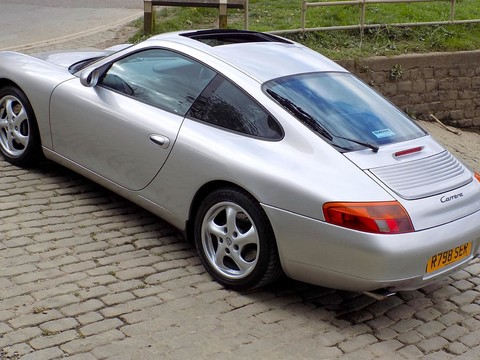 Porsche 911 CARRERA TIPTRONIC S 2