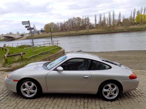 Porsche 911 CARRERA TIPTRONIC S 13