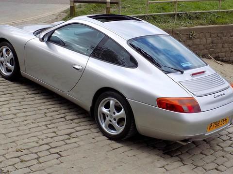 Porsche 911 CARRERA TIPTRONIC S 14
