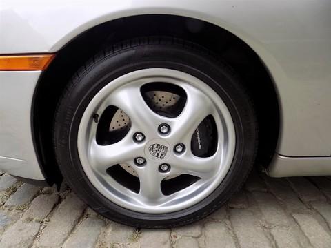 Porsche 911 CARRERA TIPTRONIC S 24