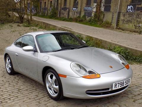 Porsche 911 CARRERA TIPTRONIC S 1