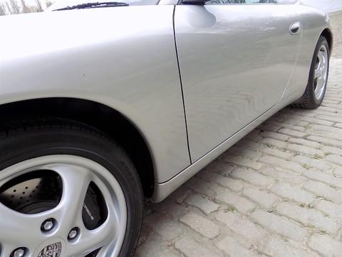 Porsche 911 CARRERA TIPTRONIC S 3