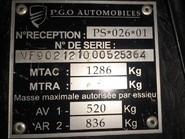 PGO Cevennes Rare RHD 35