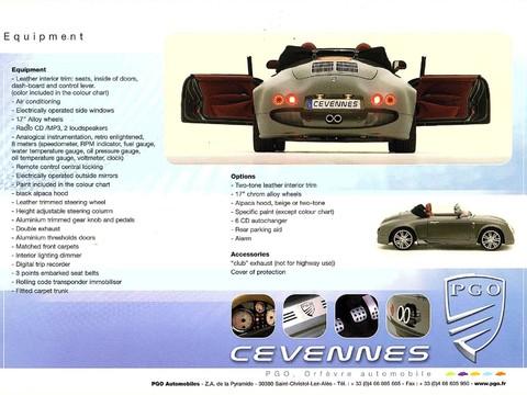 PGO Cevennes Rare RHD 72