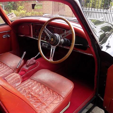 Jaguar XK XK150 SE 3.4