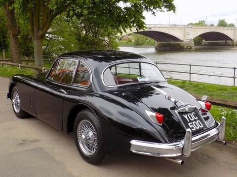Jaguar XK XK150 SE 3.4 2