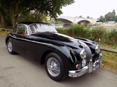 Jaguar XK XK150 SE 3.4 1