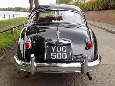 Jaguar XK XK150 SE 3.4 11