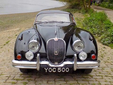 Jaguar XK XK150 SE 3.4 12