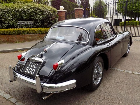 Jaguar XK XK150 SE 3.4 24