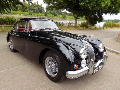 Jaguar XK XK150 SE 3.4 29