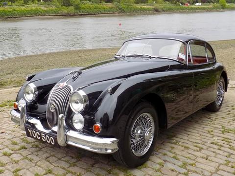 Jaguar XK XK150 SE 3.4 30