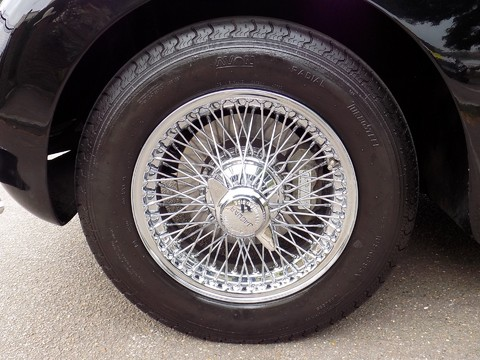 Jaguar XK XK150 SE 3.4 34