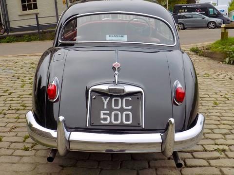 Jaguar XK XK150 SE 3.4 41