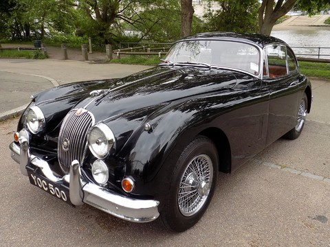 Jaguar XK XK150 SE 3.4 48
