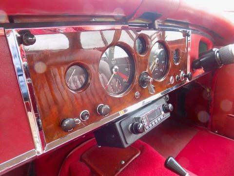 Jaguar XK XK150 SE 3.4 59