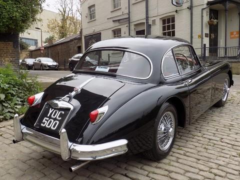 Jaguar XK XK150 SE 3.4 61