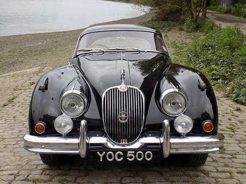 Jaguar XK XK150 SE 3.4 62