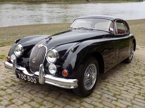Jaguar XK XK150 SE 3.4 63