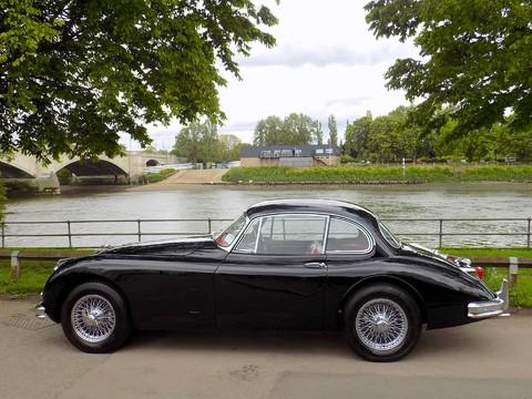 Jaguar XK XK150 SE 3.4 66