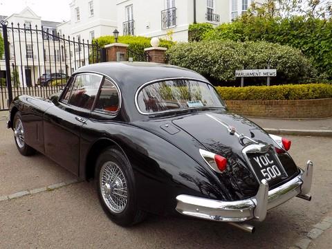 Jaguar XK XK150 SE 3.4 68