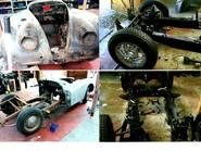 Jaguar XK XK120 OTS Roadster 28