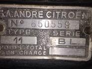 Citroen C15 11BL Normale 13