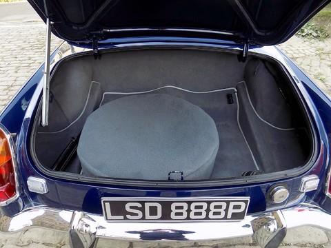 MG Roadster MGB Roadster 53